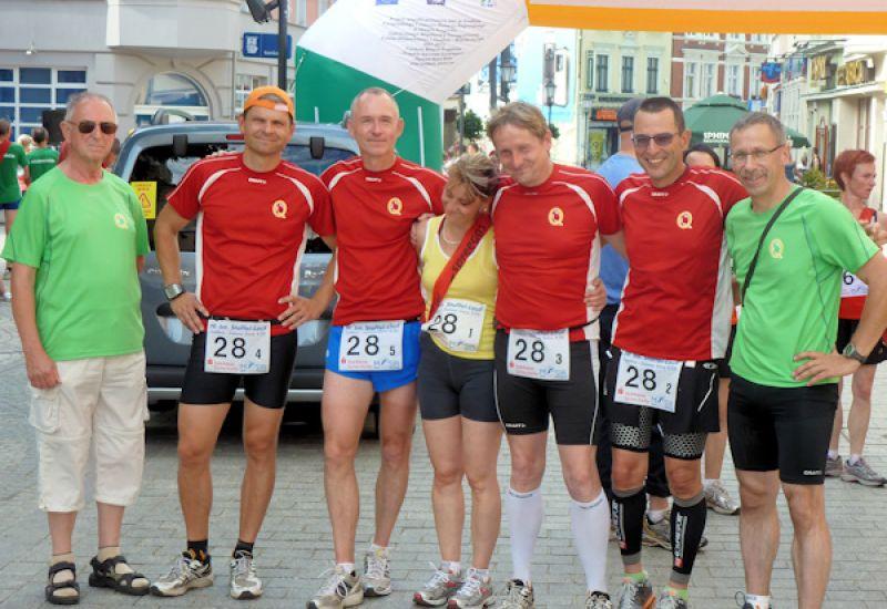 Staffellauf Cottbus Zielona Gora