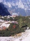 Blaueishütte im Hochkaltergebirge bei Ramsau - Berchtesgaden