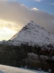 Furscherkarkopf, hier aus Blickrichtung von der Oberwalderhütte