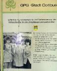 Spuren der Vergangenheit der GPG Stadt Cottbus