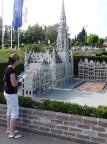 Und wieder der Brüsseler Grand Place - diesmal in Klein Europa