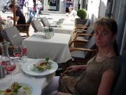 Auch das gehört dazu - herausregend Speisen in einem der vielen Maastrichter Restaurants