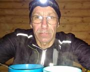 KoBoLT, was für ein irrer Ultralauf, hier nach 93 km auf dem Erpeler Ley bei einer Pause