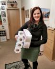 Ein Muss-Bild für 2020: Toilettenpapier als Einkaufserfolg