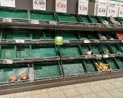 Deutschland droht zu verhungern, zumindest sieht es so aus