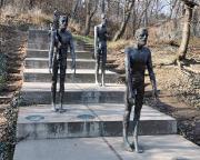Nicht Walking Dead, warum auch immer so, Denkmal der Opfer des Kommunismus