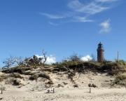 Ostseeurlaub 2017 – Das Postkartenmotiv schlechthin – und Zeugnis des Landabtrages der See