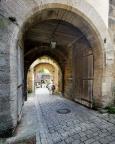 Rothenburg ob der Tauber - das alte Röder-Stadttor