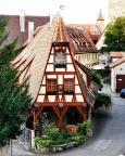 Rothenburg ob der Tauber - Gerlachschmiede