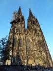 Der Kölner Dom, ein beeindruckendes Bauwerk