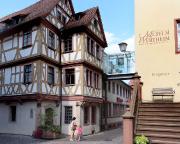Grafschaftsmuseum Wertheim mit Haus der vier Gekrönten