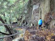 Das Bodetal – das bedeutendste Felsental nördlich der Alpen