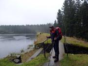 Stauanlagen des  Oberharzer Wasserregals sind allgegenwärtig
