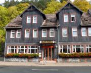 Hotel Bodetal in Rübeland, eine sehr angenehme Unterkunft