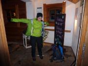 Bavariahaus in Torfhaus, wir haben uns aufgewärmt und erholt