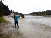 Am Staubecken von Königshütte, Beginn der großen Talsperren