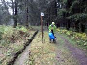 Harzer Hexenstieg, das Regendrama auf dem Weg zum Brocken