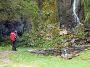 Königshütter Wasserfall, eine nette Sehenswürdigkeit