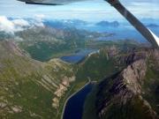 Steffens Flugreise zu den Lofoten