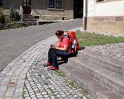 Auch Handysuche hilft nicht – keine Einkehrmöglichkeit in Tauberzell