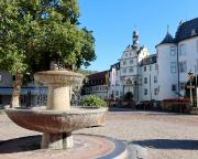 Schloss Bad Mergentheim, Ende des zweiten, Beginn des dritten Tages