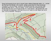 Irrwitziger Abstieg nach Tauberzell, Beispiel für das Gesamtkonzept