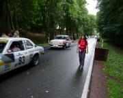 Das war es dann mit der Busfahrt zur Hohen Sonne - die Wartburg-Rallye hat Vorfahrt