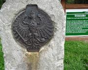 Der Grenzadler bei Oberhof