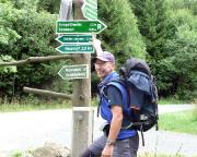 Die letzten 10 km von 168,3 km beginnen ...