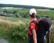 Spechtsbrunn ist erreicht, der Ort mit dem besten aller Quartiere