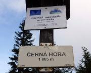 Auf dem Rückweg erreichen wir den höchsten Punkt unserer 25-km- Geburtstagswanderung
