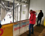 Hier ist immer Winter - Skisport-HALLE Oberhof