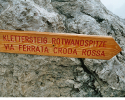 Sextener Rotwand - auf zur Via Ferrate Croda Rossa