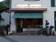 Das ist Luxus - Frühstück beim Bäcker in Garmisch-Partenkirchen