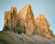 Die Drei Zinnen - eines der schönsten Felsgebilde der ganzen Welt