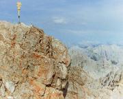 Zugspitze, Start- oder Zielort für die Begehung des Jubiläumsgrats