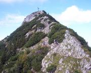 Roßstein - von der Tegernseer Hütte in wenigen Minuten zu erreichen