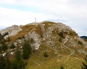 Die unspektakuläre Bergseite des Taubensteins für jedermann erreichbar