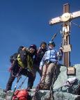 Gipfelfoto auf dem Großglockner - was mehr soll man dazu sagen