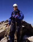 Mont Tondu - Volker auf dem Gipfel
