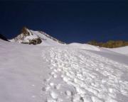 Mont Tondu - Nordostflanke - großartige Ausblicke