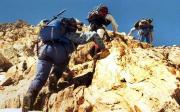 Finailspitze - Leichte Kletterei im Zustieg zum Nordostgrat