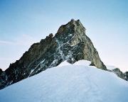 Zinalrothorn bei Zermatt in den Walliser Alpen