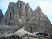 Rifugio Pradidali  in der Pala di San Martino, lohnenswert