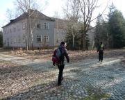 Lost Place Geocache Das letzte Paar  Heeresforschungsanstalt für Atomwaffen