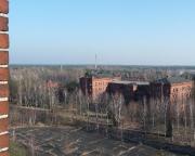 Lost Place Geocache Das letzte Paar  Heeresforschungsanstalt für Atomwaffen - Ausblick vom Wasserturm