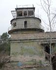 Lost Place Geocache Doswidanja, Militärflugplatz Sperenberg - der ehemalige Tower der Anlage