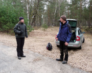 Lost Place Geocache mit Menschenjagd - auch Klaus ist zurück - was war denn das jetzt