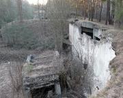 Lost Place Geocache Uranmaschine , beeindruckende meist unterirdische Bauwerke
