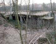 Lost Place Geocache Uranmaschine, überall extrem dicke Betonwände